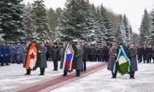 Представители Кировской области приняли участие в торжественных  мероприятиях ПФО, посвященных Дню Героев Отечества