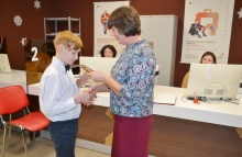 В День Конституции юным гражданам вручили паспорта
