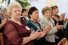 Игорь Васильев поздравил с праздником Союз пенсионеров России