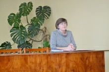 Состоялось совещание  с руководителями поселка Уни