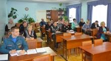 В преддверии новогодних праздников состоялось заседание антитеррористической комиссии