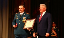 Игорь Паньшин принял участие в торжественном мероприятии, посвященном Дню спасателя Российской Федерации