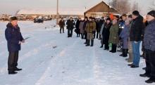 В деревне Канахинцы состоялось открытие вышки сотовой связи