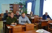 Состоялось совещание с главами и специалистами поселений