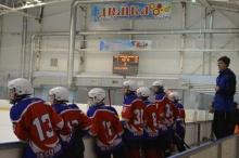 Хоккейная команда «Вятка» победила в региональный этапе турнира «Золотая шайба»