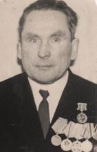 Бурков Пётр Елизарович