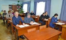 Очередное заседание Унинской районной Думы состоялось  20 января 2020 года