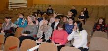 Глава района встретилась с работниками культурно-досуговых учреждений района