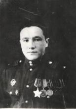 Астраханцев Петр Павлович