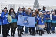 Семь отрядов «Снежного десанта» отправились в районы области