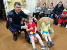 В Кировской области прошли профилактические мероприятия  «Ребенок-главный пассажир».