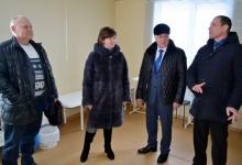 Заместитель председателя Правительства Кировской области посетил с рабочим визитом Унинский район
