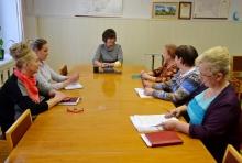 Круглый стол с руководителями  районных отделений политических партий
