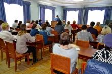 Обучающий семинар  для членов избирательных комиссий и резерва