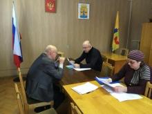 Вице-губернатор Андрей Плитко с рабочим визитом посетил Свечинский район
