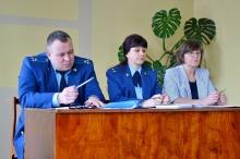 Руководители правоохранительных органов района отчитались о работе за 2019 год