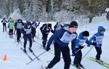 Унинский район принял участие в открытой Всероссийской лыжной гонке «Лыжня России – 2020»