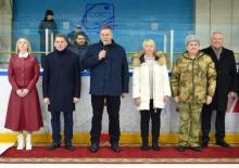 В Кирове завершился Открытый Кубок Кировской области  по хоккею среди команд органов безопасности и правопорядка