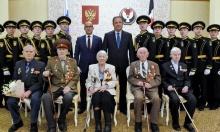 Игорь Комаров вручил ветеранам из Удмуртской Республики юбилейные медали к 75-летию Великой Победы