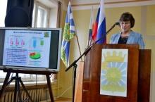 Глава Унинского района Т.Ф. Боровикова выступила с отчетом за 2019 год