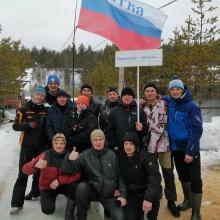 Кировские охотники стали победителями открытых республиканских соревнований по охотничьему биатлону