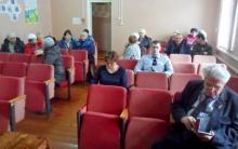 Отчет о работе за 2019 год главы Комаровского сельского поселения