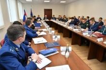 Помощник полпреда Алексей Галкин провел межведомственное совещание по противодействию незаконным финансовым операциям в ПФО