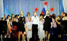 Концерт Елганского СДК в рамках смотра-конкурса, посвященного 75-летию Победы в Великой Отечественной войне