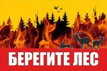 Меры пожарной безопасности в весенне-летний пожароопасный период