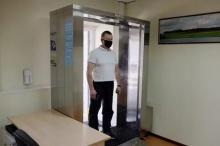 Кировчане разработали дезинфицирующие кабины для общественных мест