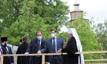 В Нижегородском кремле восстанавливают древний храм