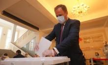 Игорь Комаров принял участие в Общероссийском голосовании по поправкам в Конституцию РФ