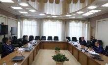 Заместитель полпреда Олег Машковцев провел рабочую встречу с Послом Республики Узбекистан