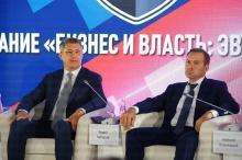 На международном форуме в Республике Башкортостан Алексей Кузьмицкий принял участие в обсуждении вопросов партнерства власти и бизнеса