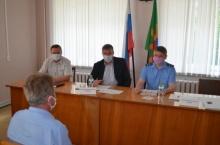 Владимир Климов ответил на вопросы жителей Арбажского района