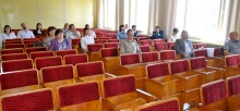 Меры профилактики гриппа и ОРВИ обсудили на очередном заседании районной СПЭК