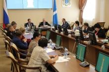 Рабочая поездка Игоря Комарова в Ульяновскую область