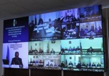 Игорь Комаров провел совещание о ходе подготовки к Единому дню голосования в регионах ПФО