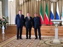 Игорь Комаров вручил государственные награды жителям Республики Татарстан