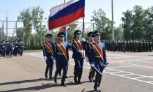 В кадетских корпусах Приволжья начался учебный год