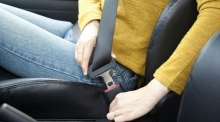 Госавтоинспекция напоминает водителям о необходимости использования ремней безопасности.