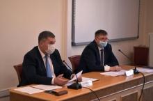 Итоги подготовки к отопительному сезону подвели на совещании главного федерального инспектора по Кировской области
