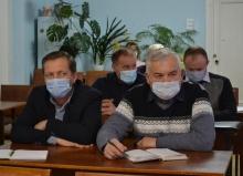 Глава района Боровикова Т.Ф.  провела рабочее совещание с главами поселений