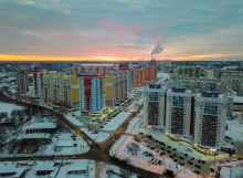 Киров: национальный проект «Жилье и городская среда»