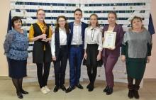 Учащиеся Унинской средней школы стали финалистами областного конкурса по избирательному праву и избирательному процессу