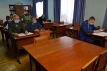 Депутаты Унинской районной Думы утвердили бюджет района