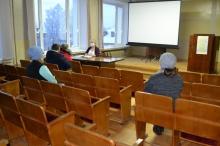 Состоялось очередное заседание ТИК Унинского района