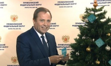 Игорь Комаров принял участие в акции «Елка желаний»