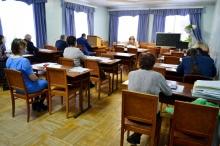 Состоялось заседание КДН и ЗП Унинского района