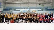 Команда «Вятка» стала сильнейшей на региональном этапе турнира «Золотая шайба» в старшей возрастной группе